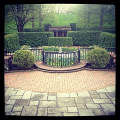 Photo taken at Longwood Gardens by Carrie B. on 4/29/2013