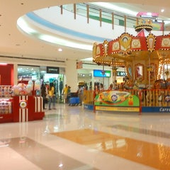 Photo taken at SM City Sta. Rosa by Jenny L. on 1/28/2013