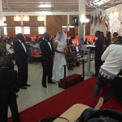 Photo taken at CITAM Woodley by Eugene E. on 11/17/2012