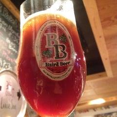 Photo taken at Baird Beer 中目黒タップルーム Nakameguro Taproom by Masahiro F. on 2/1/2013