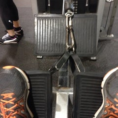 Photo taken at 24 Hour Fitness by Martin D. on 11/16/2013