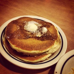 Photo taken at IHOP by Josh G. on 1/19/2013