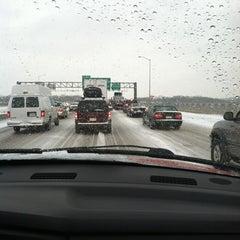 Photo taken at John Harris Bridge by Chrissy S. on 12/26/2012