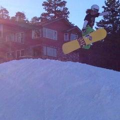 Photo taken at Bear Mountain Ski Resort by Tara T. on 12/8/2012