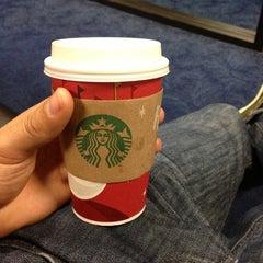 Photo taken at Starbucks by Justin D. on 12/4/2012
