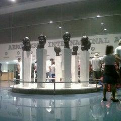 Photo taken at Aeropuerto Internacional Augusto C. Sandino by Moises A. on 11/6/2012