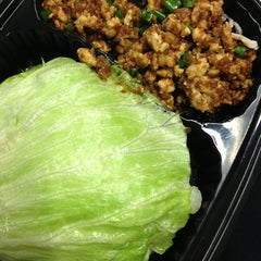 Photo taken at Pei Wei Asian Diner by Melanie A. on 12/1/2012