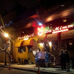 Photo taken at Da Mimmo Italian Restaurant by Sunghwan K. on 1/1/2013