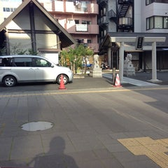 Photo taken at 初恋通り by K T. on 10/29/2013