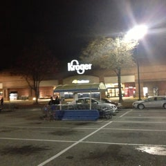 Photo taken at Kroger by Eric W. on 11/20/2012