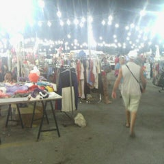Photo taken at Çeşmealtı Gece Pazarı by Esra A. on 8/24/2013