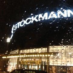 Photo taken at Stockmann by Elizaveta Y. on 11/17/2012