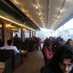 Photo taken at Cafe BUU by Candemir T. on 2/23/2013
