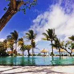 Photo taken at Ayodya Resort Bali by Aditya P. on 9/1/2015