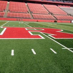 Photo taken at High Point Solutions Stadium by Sai L. on 6/3/2013