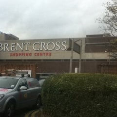 Photo taken at Brent Cross Shopping Centre by Mae D. on 10/31/2012