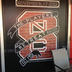 Photo taken at The Players' Retreat by Johnnie B. on 11/21/2012