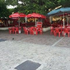 Photo taken at Mercado de Santa Ana by Jesus A. on 10/19/2012