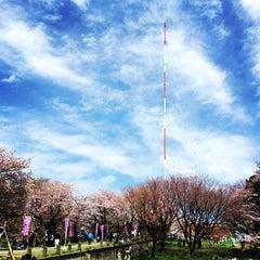 Photo taken at 文化放送川口送信所 by buzzzz1970 on 4/6/2014