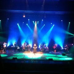 Photo taken at Teatro Riachuelo by Raquel M. on 5/17/2013