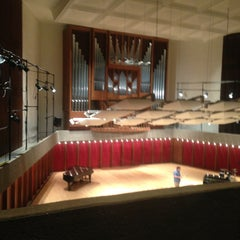 Photo taken at Strauss Performing Arts Center by Kayla S. on 2/2/2013