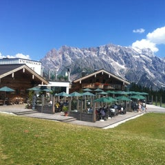 Photo taken at Steinbockalm by Layla H. on 7/27/2013
