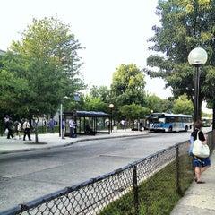 Photo taken at Shady Grove Metro | Bus Stops by Seva I. on 6/20/2013