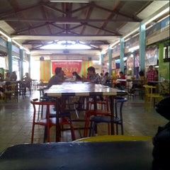 Photo taken at Resto PKL Mrican by Patar N. on 1/11/2013