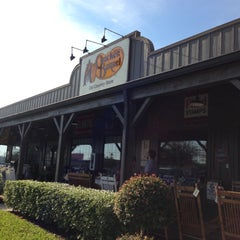 Photo taken at Cracker Barrel Old Country Store by Katie W. on 11/4/2012