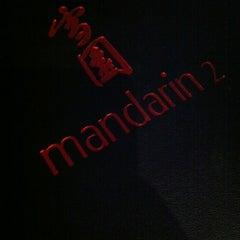 Photo taken at Mandarin 2 by Barbara T. on 12/9/2012