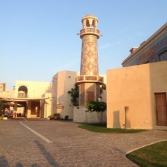 Photo taken at Katara Cultural & Heritage Village   كتارا by FM🐚 on 12/7/2012