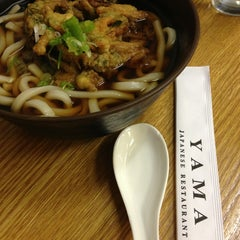 Photo taken at Yama Japanese Restaurant by Neale H. on 12/21/2012