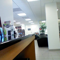 Photo taken at North Point Nissan by Thomas E R. on 5/6/2014