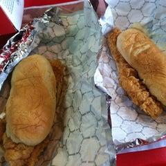Photo taken at KFC by Gary S. on 12/28/2012