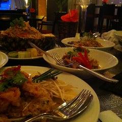 Photo taken at basil Restaurant by 성진이 on 9/4/2014