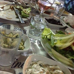 Photo taken at Hidden Wall Restaurant by Kemal M. on 4/5/2013
