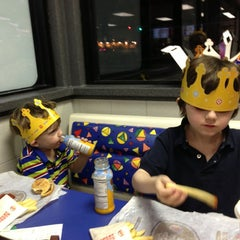 Photo taken at Burger King® by Steven M. on 1/13/2013