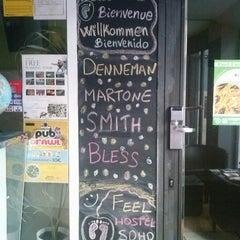 Photo taken at Feel Malaga Hostel by Gennaro I. on 10/13/2012