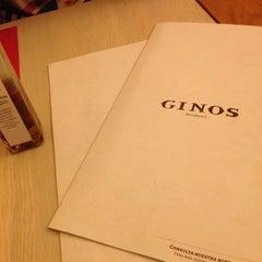 Photo taken at Ginos Rib.Curtidores by David M. on 9/29/2013