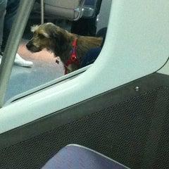 Photo taken at RENFE El Masnou by SucioCaballo d. on 12/26/2012
