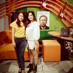 Photo taken at Studio 5 RCTI by Monalisa Gina L. on 9/27/2012