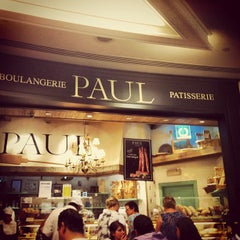 Photo taken at Paul Cafe by Osama N. on 9/21/2012