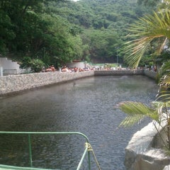 Photo taken at Balneario Las Trincheras - Aguas Termales by María Y. on 5/19/2013