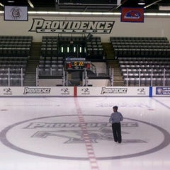 Photo taken at Schneider Arena by John M. on 11/17/2012