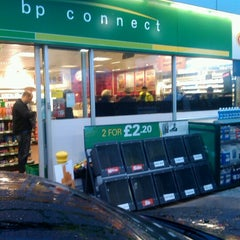 Photo taken at BP Maidenhead Road Service Station by Philip B. on 10/20/2012