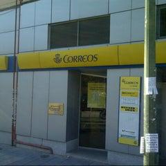 Photo taken at Oficina Correos by P d. on 10/23/2012