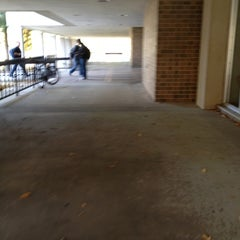 Photo taken at Karrmann Library at UW-Platteville by Paige P. on 10/16/2012