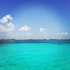 Photo taken at Cancún by Karen M. on 7/26/2013