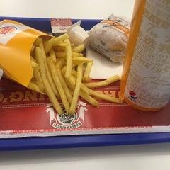 Photo taken at Burger King by Botan C. on 3/19/2015
