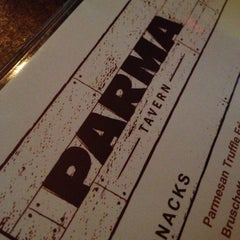 Photo taken at Parma Tavern by Steven M. on 12/7/2012